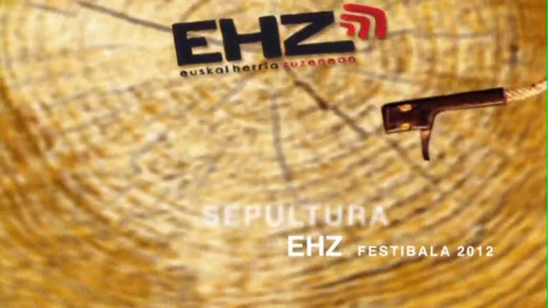 EHZ 2012 : SEPULTURA