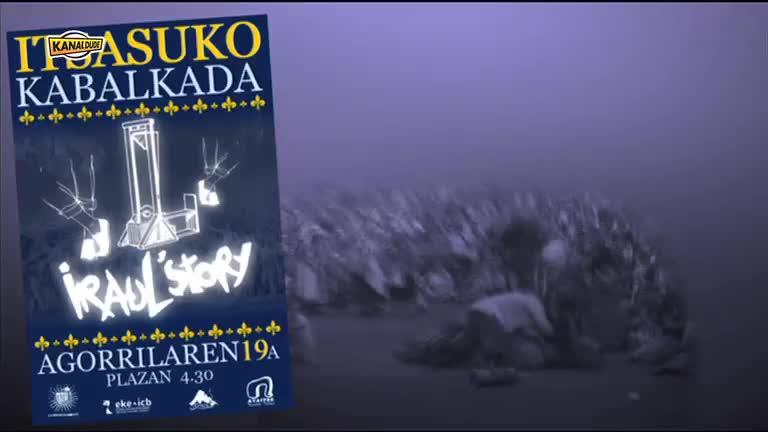 Itsasuko Kabalkada 2012 : zati hautatuak