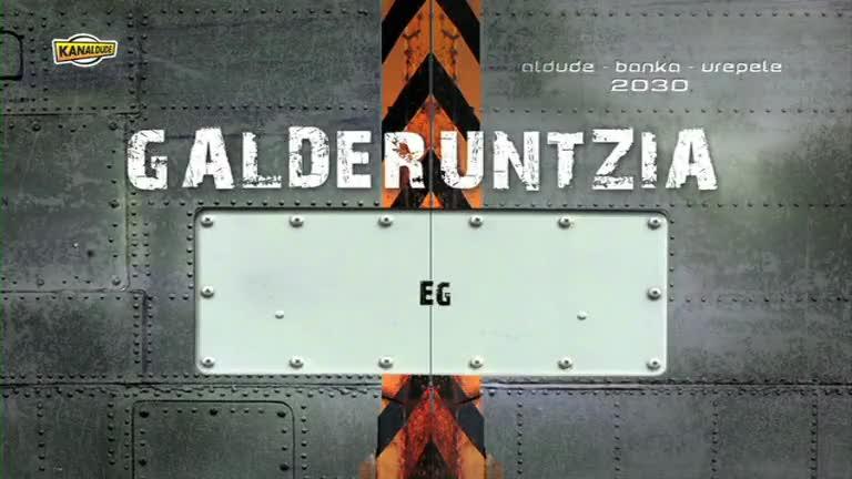 Aldudeko ibarra 2030 : Galderuntzia