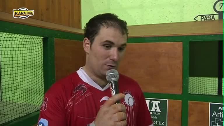 JOKO BERRI : Elite Pro Finala 2011, Pierre Ducassou