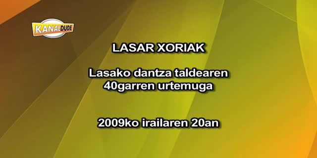Lasar Xoriak