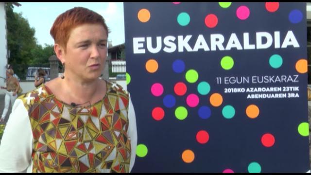 Euskaraldia: Josy Arrosagarai