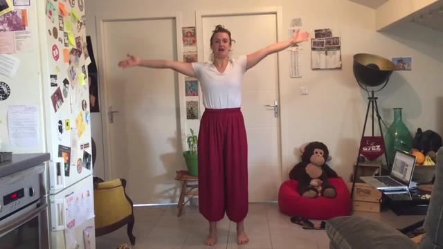 Etxean dantzan #8 Joana Olasagastirekin