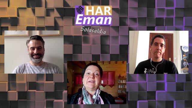Har Eman - solasaldia -Euskal kulturgintza greban