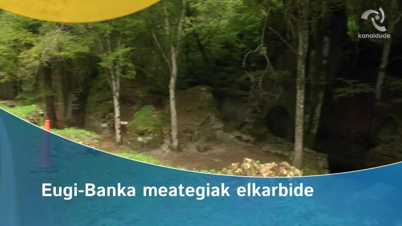Eugi-Banka meategiak elkarbide
