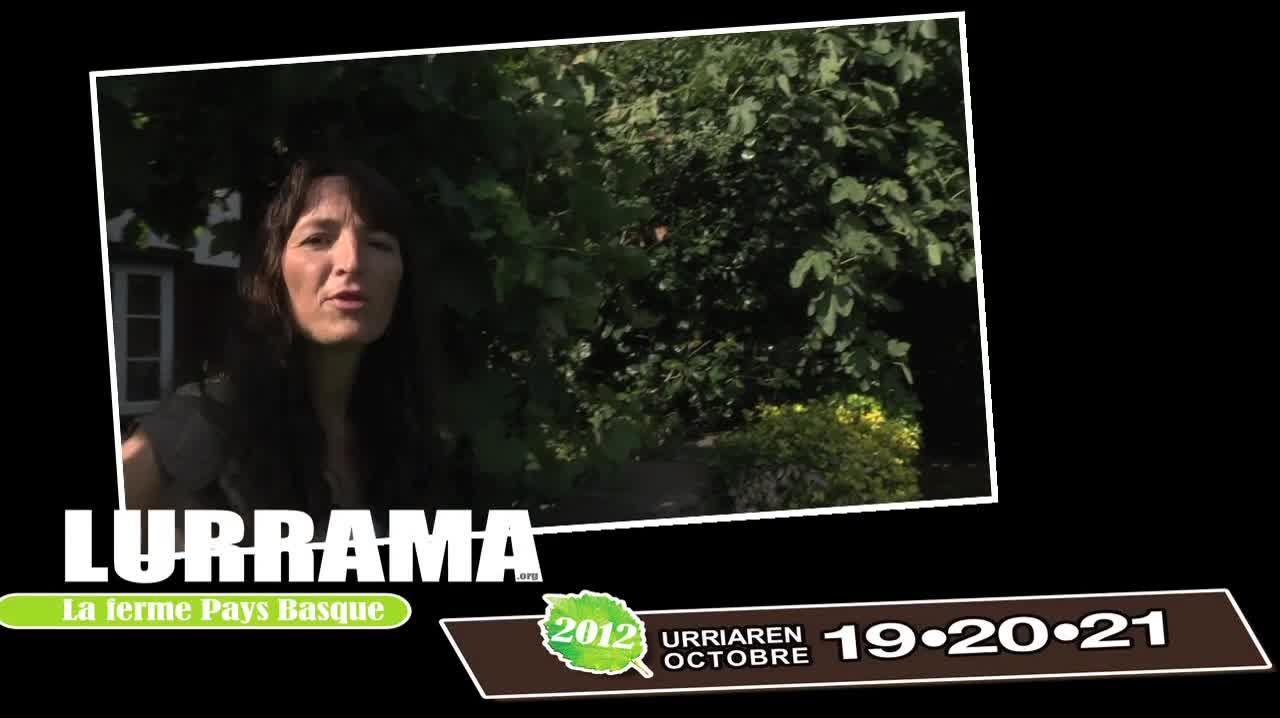LURRAMA 2012 : aurkezpena
