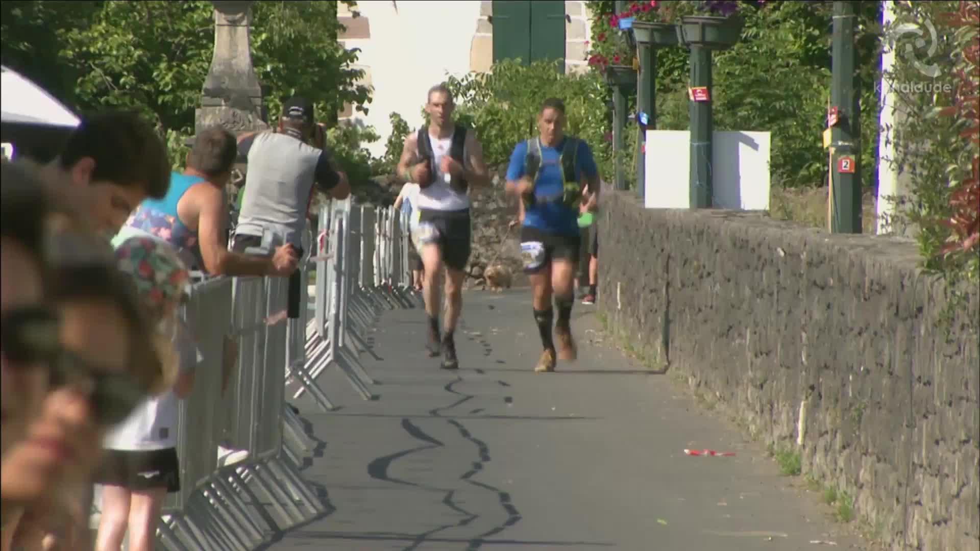 Euskal Trail 2017: Cardein Pioren heltzea