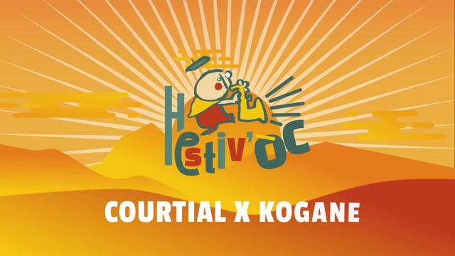 Hestiv'Òc fait son Show: Courtial x Kogane