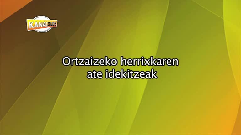 Ortzaizeko Eskulan Herrixkan Ate Idekitzeak 2011