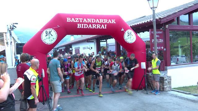 BAZTANDARRAK 2019 - BK42 abiatzea