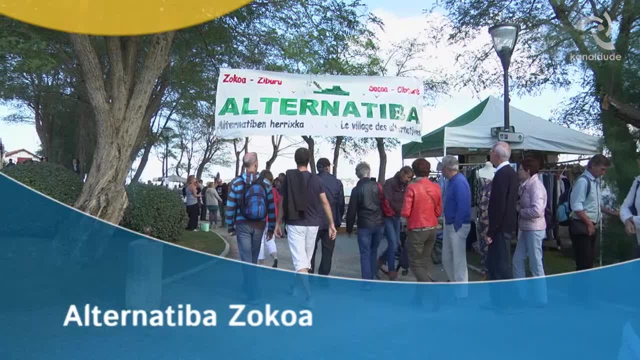 Alternatiba eguna Zokoan