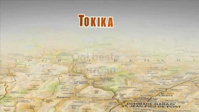 TOKIKA : Ogi besta Garroan