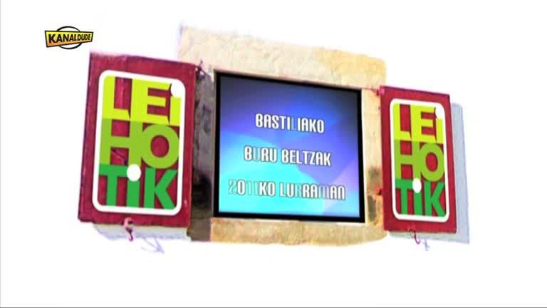 LURRAMA 2011 : Bastiliako Buru Beltzak