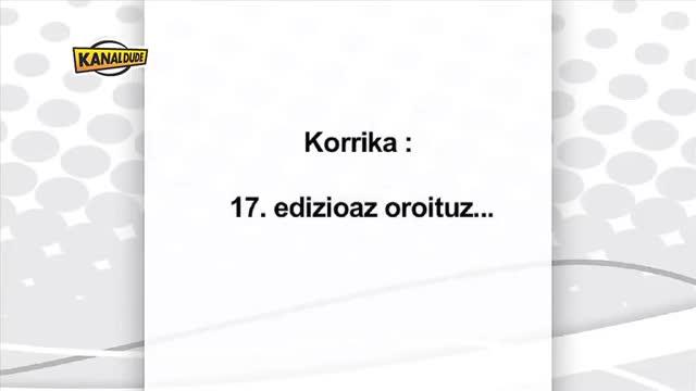 Korrika 2013: 17garren edizioa gogoan