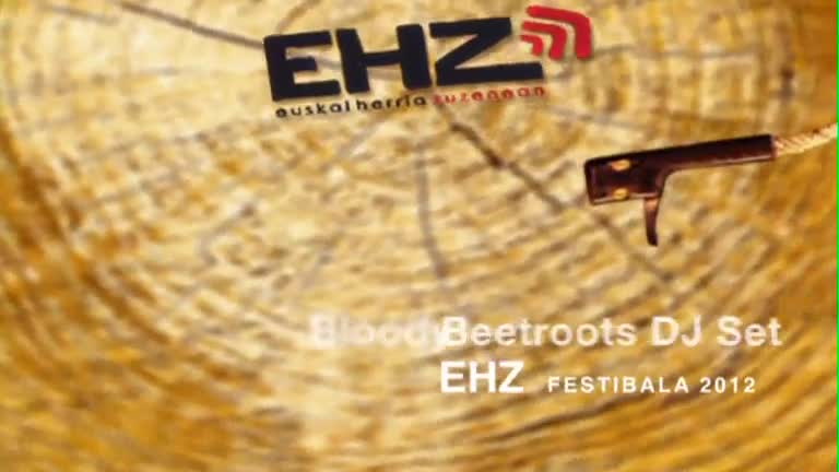 EHZ 2012 : The Bloody Beetroots