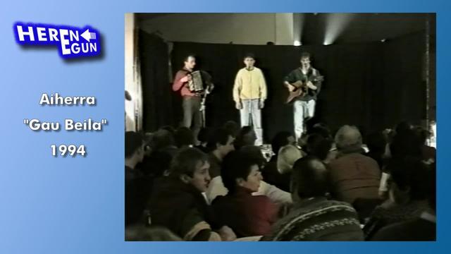 Herenegun #6 - Gau beila Aiherran 1994