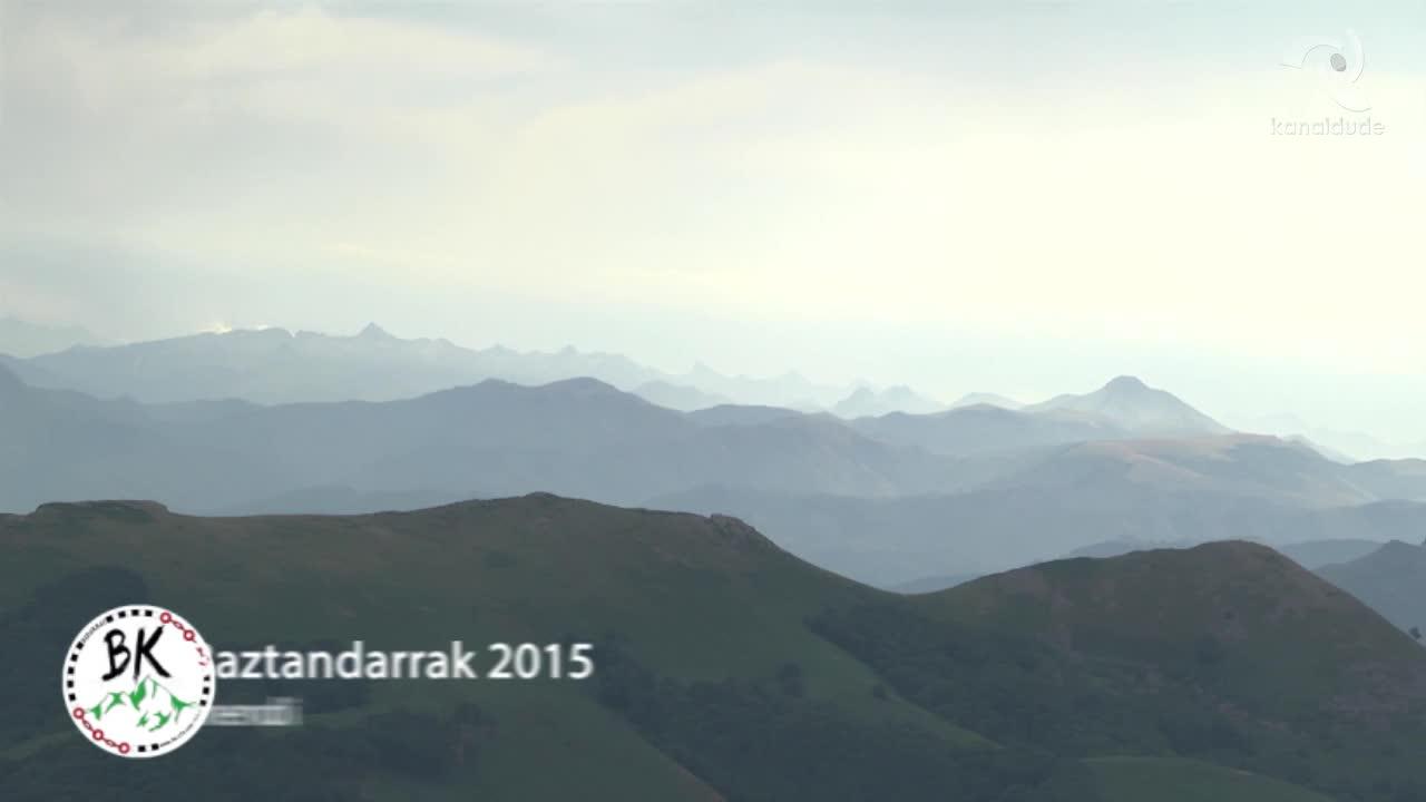 Baztandarrak 2015: Gorramendi