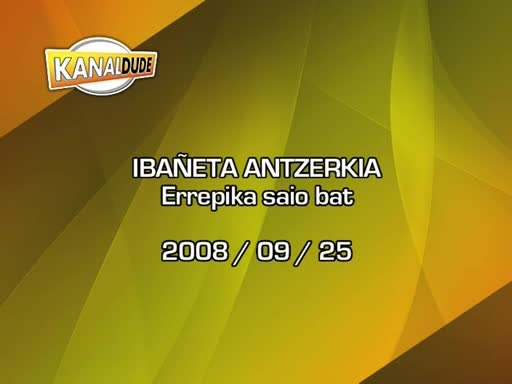 Ibaneta antzerkia