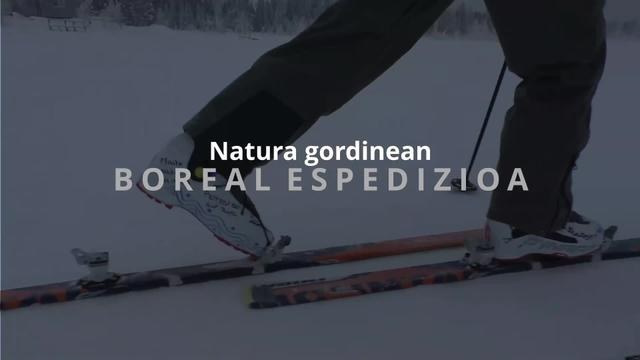 Boreal Espedizioa - Natura gordinean