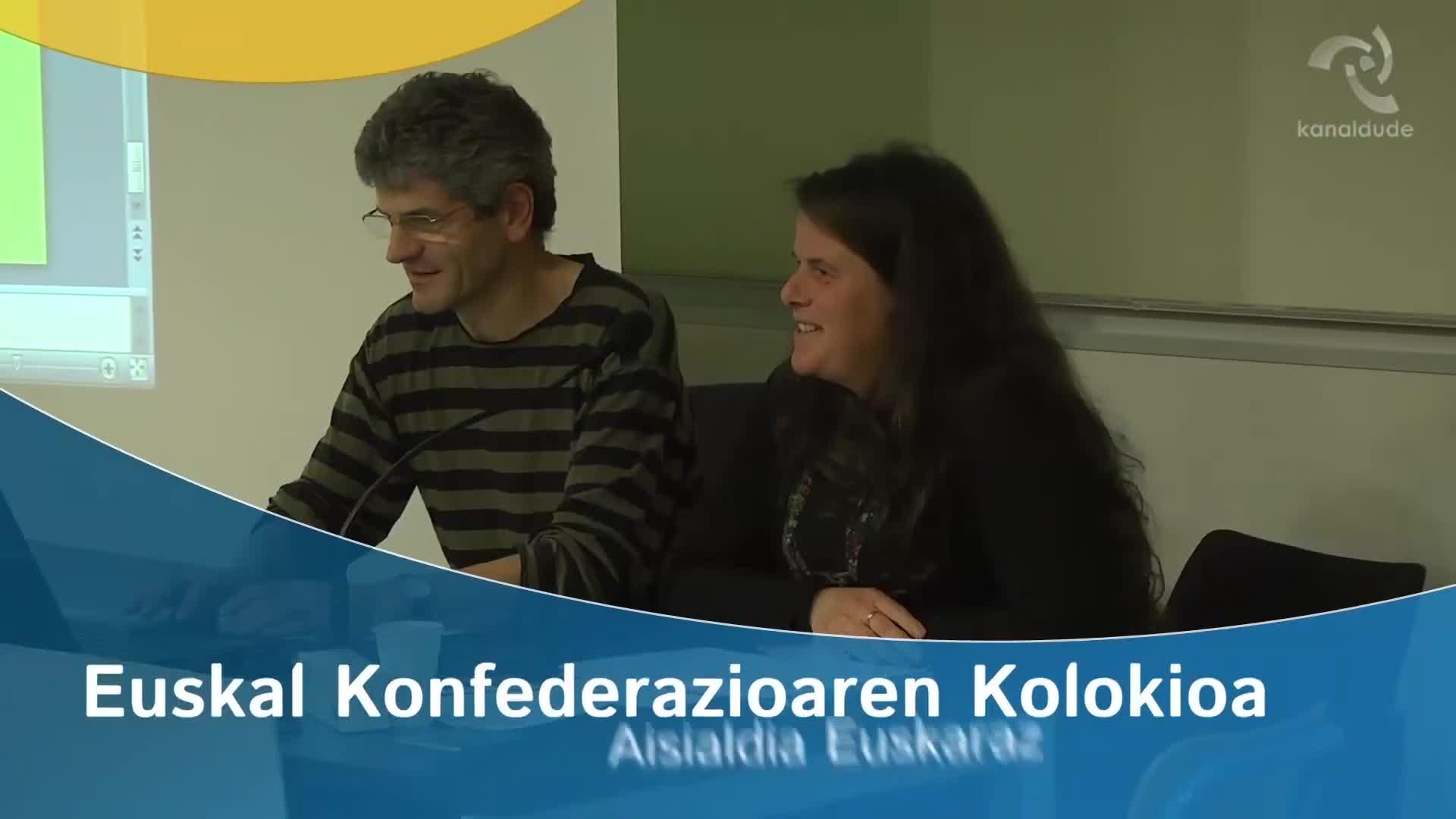 """Euskara 2020"" kolokioa: Aisialdia Euskaraz"