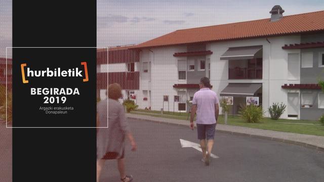 Begirada 2019 argazki erakusketa Donapaleun