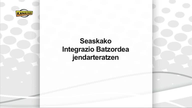Integrazio Batzordea Jendarteratzen