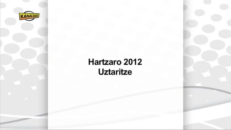 Hartzaro festibala Uztaritzen