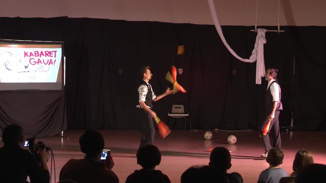 Kabaret Gaua 2019:  Antonio Telmani eta Alan Dardenn