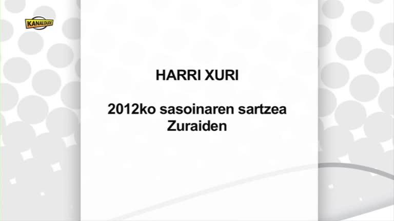 Harri Xuri : kultur gunearen denboraldia abiatzen
