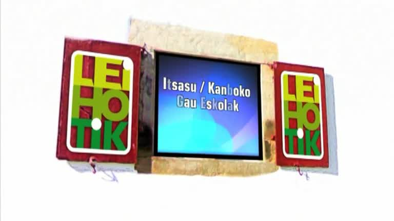 Kanbo : Itsasu / Kanboko gau eskolak
