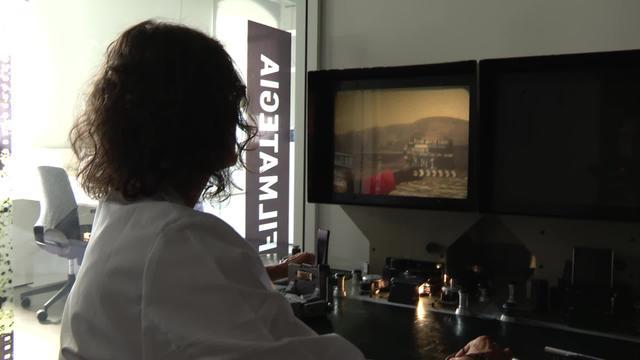 ZINETIKA Euskal Filmategia