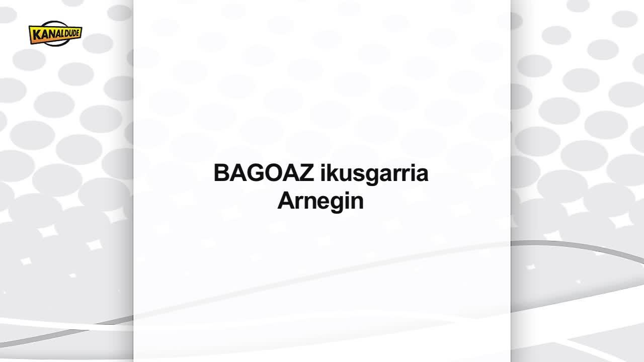 Bagoaz dantza ikusgarria Arnegin