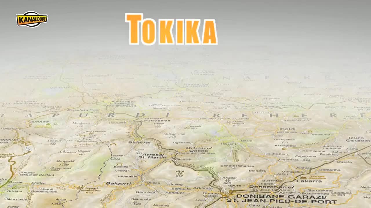 TOKIKA Sara: Ofizialeak