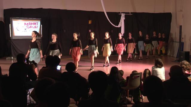 Kabaret Gaua 2019: Urtsuko xoriak