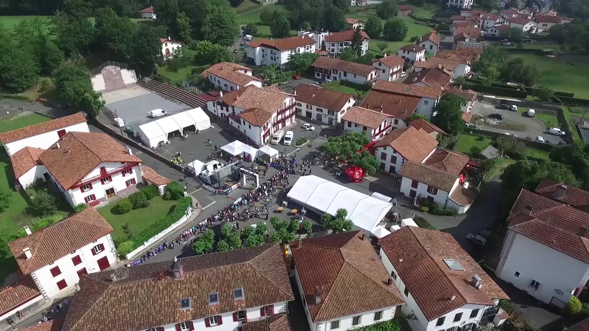 Euskal Trail 2017: Baigorrin gaindi