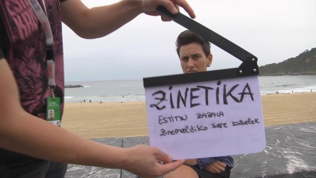 Zinetika #4 Estitxu Zabala - Sare sozialak