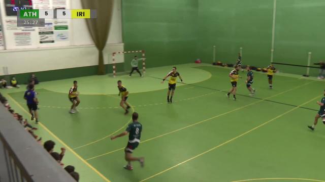 [ESKUBALOIA] Irisarri HB VS Zibero Sports | Partida osoa