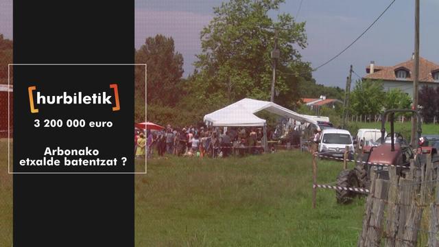 3 200 000 euro Arbonako etxalde batentzat ?