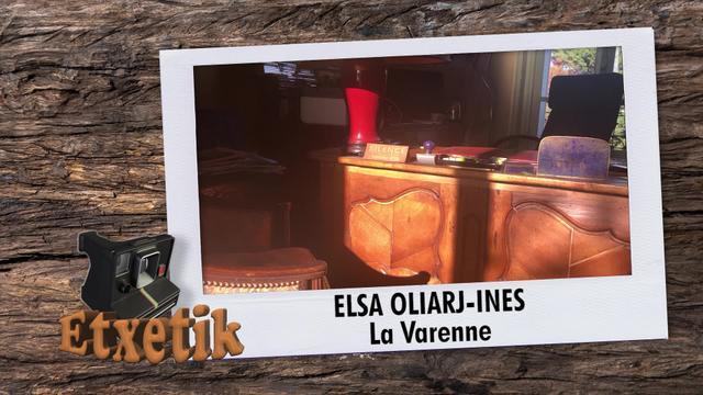[ETXETIK] Elsa Oliarj-Ines - La Varenne