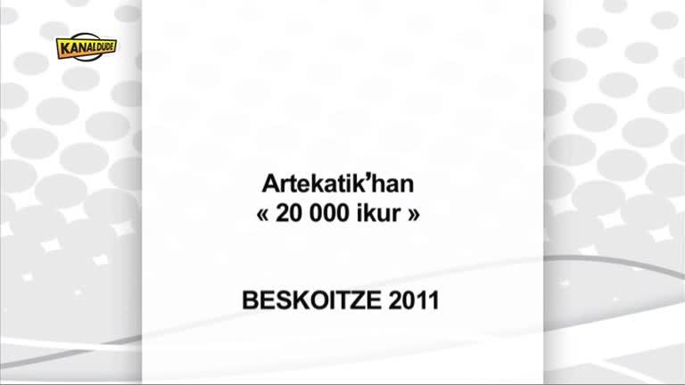 ARTEKATIK'HAN : 20 000 Ikur