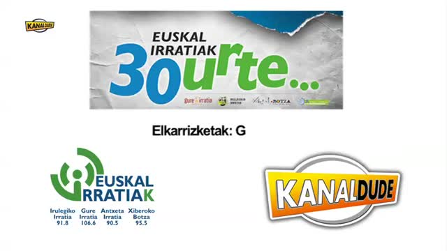 EUSKAL IRRATIAK 30 urte - LEKUKOTASUNAK: Gatibu