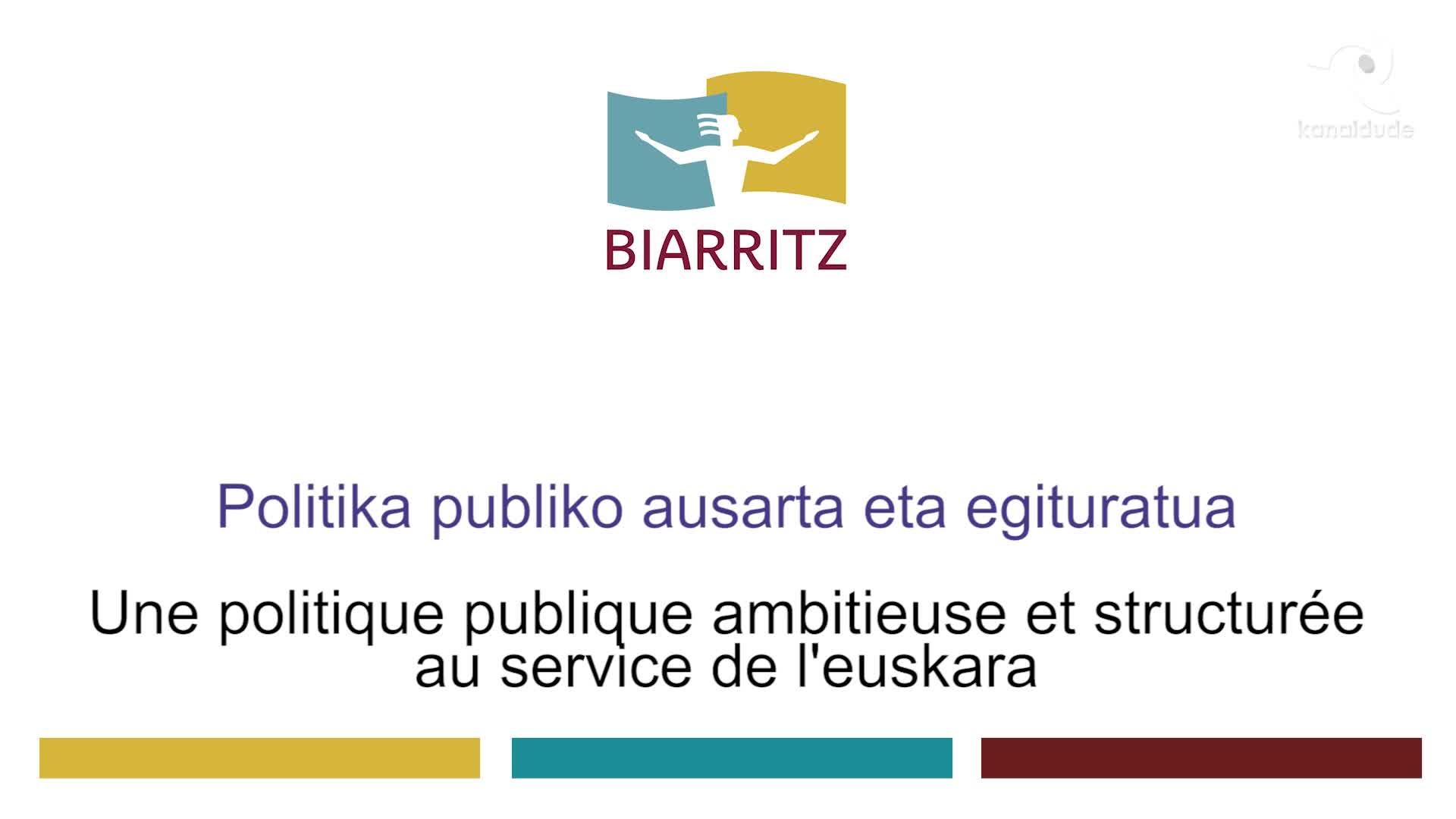 Zuzenbide adituari 5 galdera - Eneritz Zabaleta