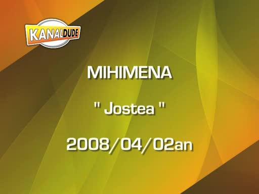 Mihimena Jostea