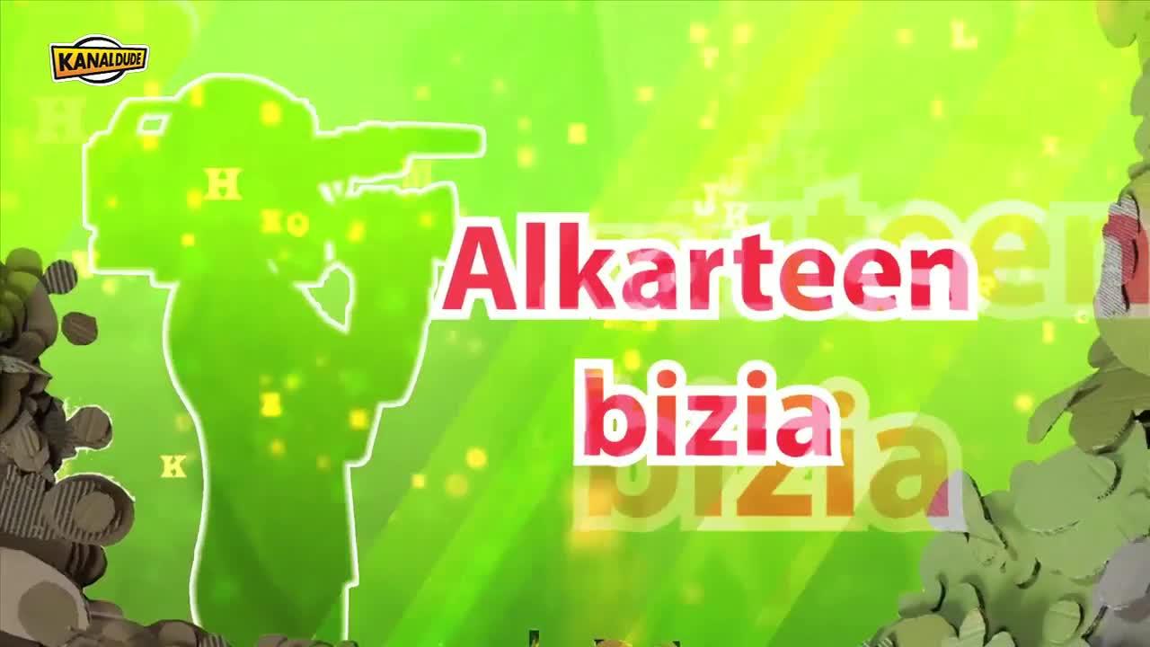 """Mihia Pitz telebista jokoa: """"Alkarteen bizia Xiberoan"""" erreportaia"""