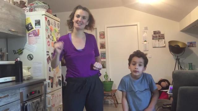Etxean dantzan #12 Joana Olasagastirekin