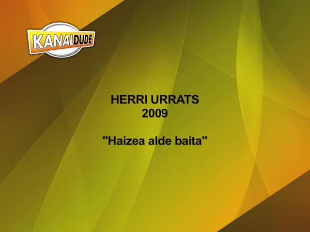 Herri Urrats 2009