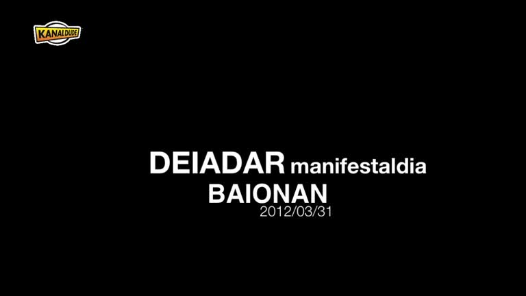 DEIADAR 2012 : klipa