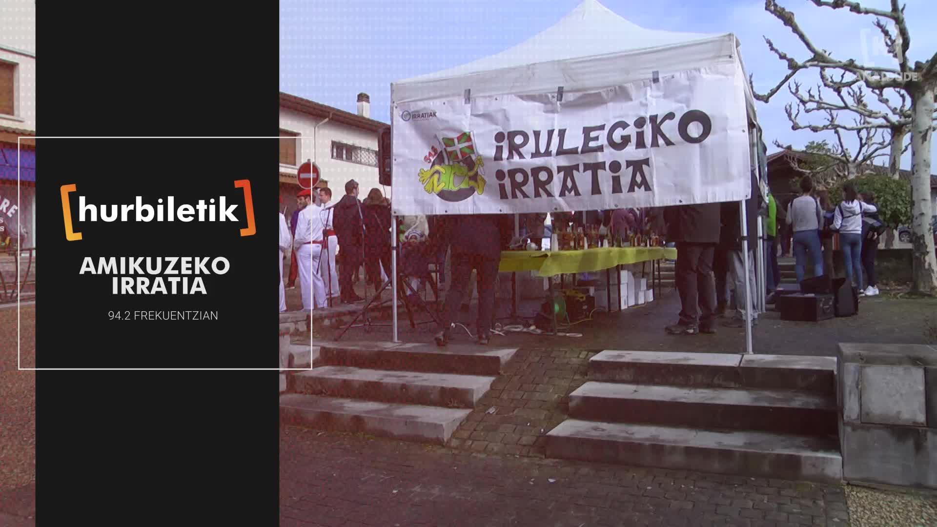 HURBILETIK - Amikuzeko Irratia