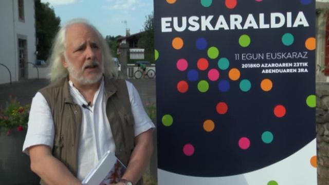 Euskaraldia: Niko Etxart