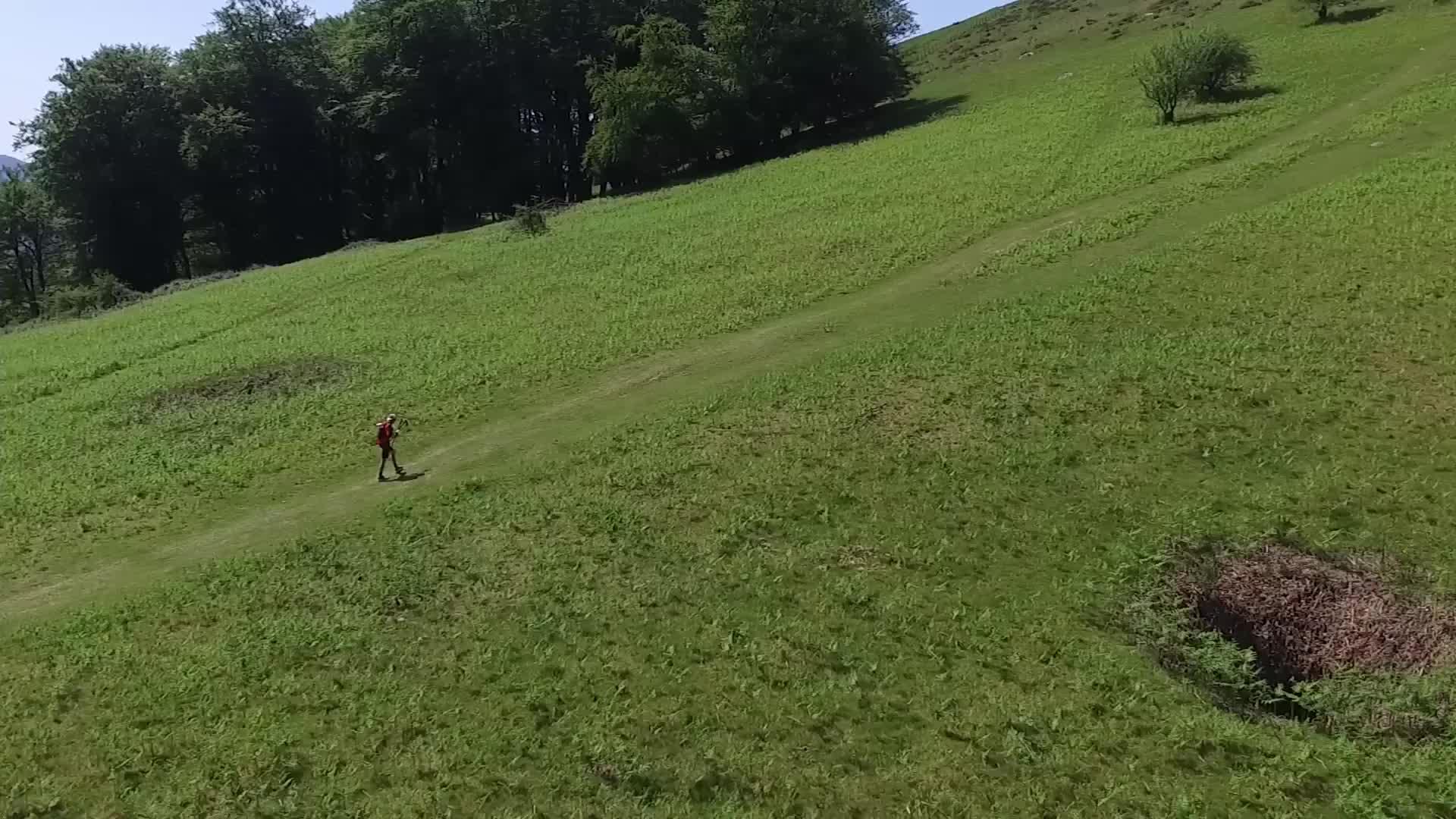 Euskal trail 2017: korrikalari batzuen lekukotasuna mendian gaindi